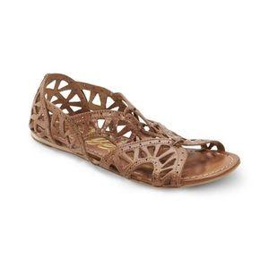 Rebels Walla Lace-up Sandals